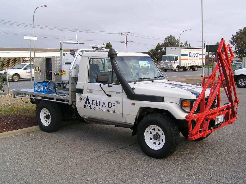 Custom Equipment Made For Adelaide Council